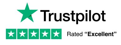 trustpilot rated excellent