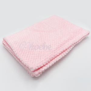 Pink Waffle Wrap