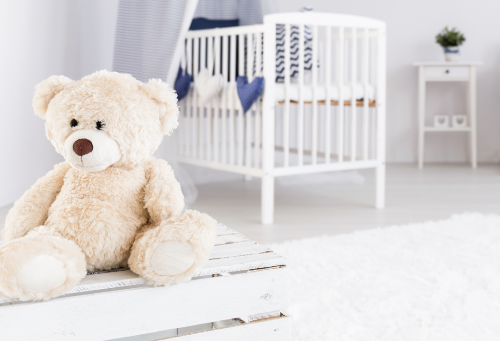 how to design baby's nursery