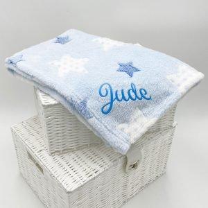 blue-star-blanket