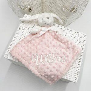 pink-white-bunny-comforter