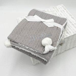 pom-pom-grey-blanket