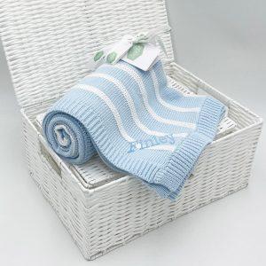 blue-stripe-ziggle-blanket